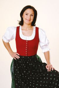 Traditionelle Tracht